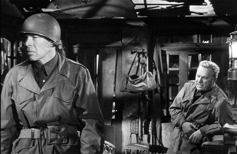 Prima linea (1956) HD