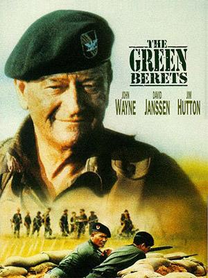 Berretti verdi. (Green Berets - John Wayne 5bf62df58009