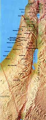 Cartina Politica Palestina.Storia Della Palestina