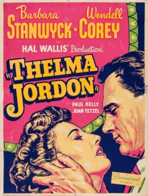 Il romanzo di Thelma Jordon (1950) HD