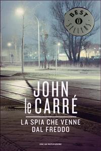 9b91af8813 John le Carré: le copertine dei libri