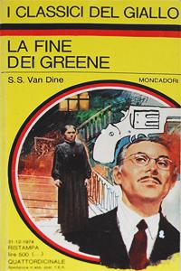 La Fine Dei Greene (1974)